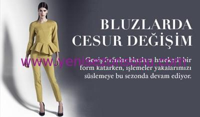 ipekyol bluz modelleri trendleri