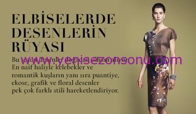 ipekyol kış koleksiyonu elbise modası trendleri