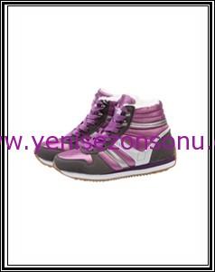 lcw genç kız yeni sezon sonu spor ayakkabılar