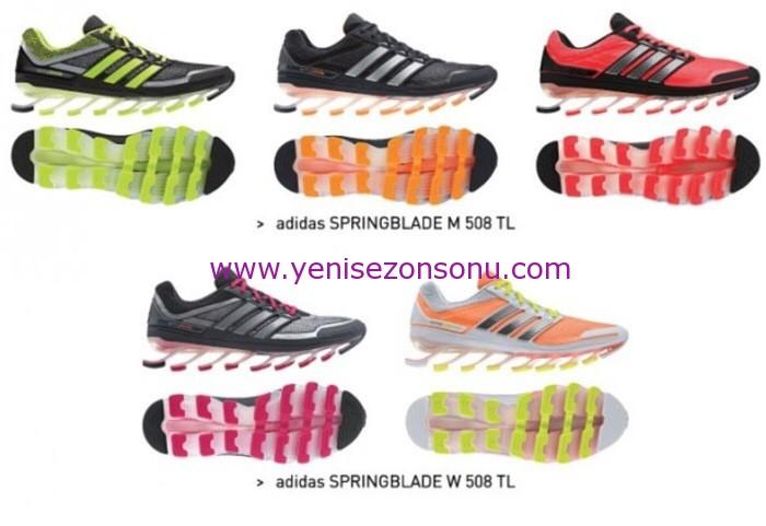 2014 yeni sezon çıkan adidas ayakkabılar