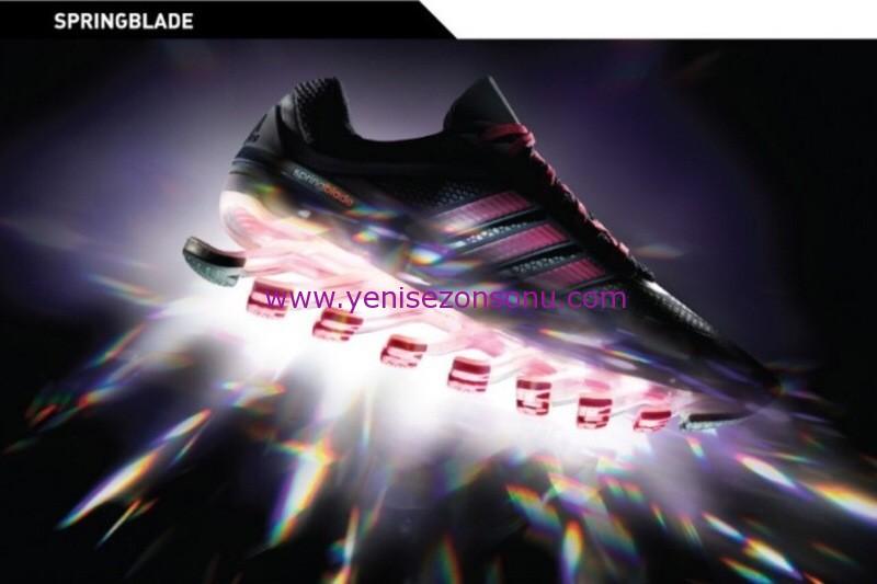Adidas 2014 springblade ayakkabı