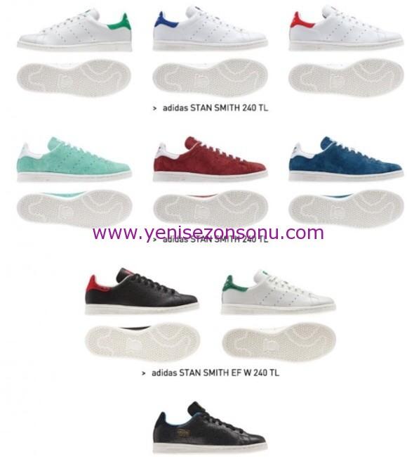 adidas stan smith 2014 ayakkabı modelleri ve fiyatları