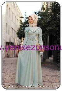 minel aşk 2014 ilkbahar yaz mint yeşili modası elbiseler yeni sezon koleksiyonu