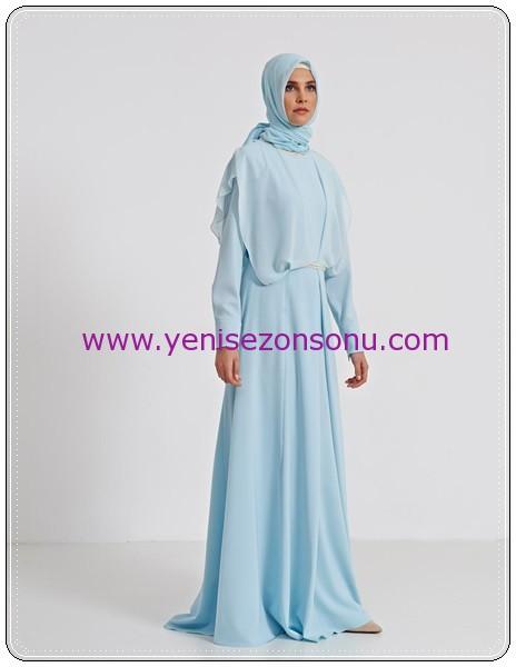 yeni sezon tesettür elbise modelleri b4_23034_sfon_elbse_mnt_12777