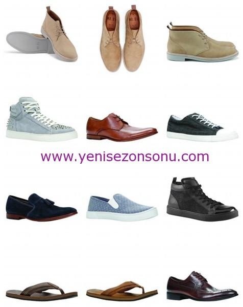 2014 aldo erkek ayakkabı modası