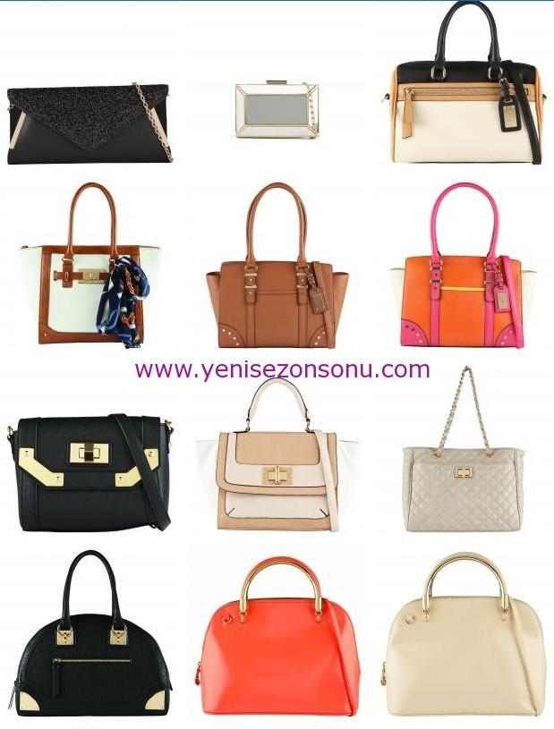 en güzel kadın çantası modelleri 2014