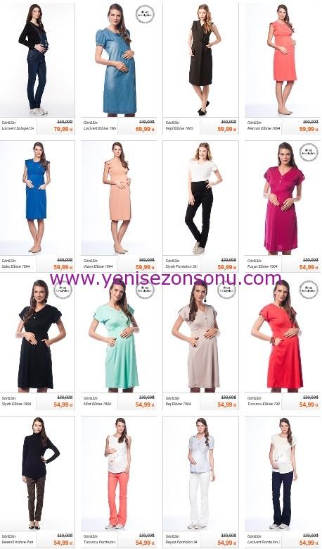 2014 yaz hamile kıyafetleri