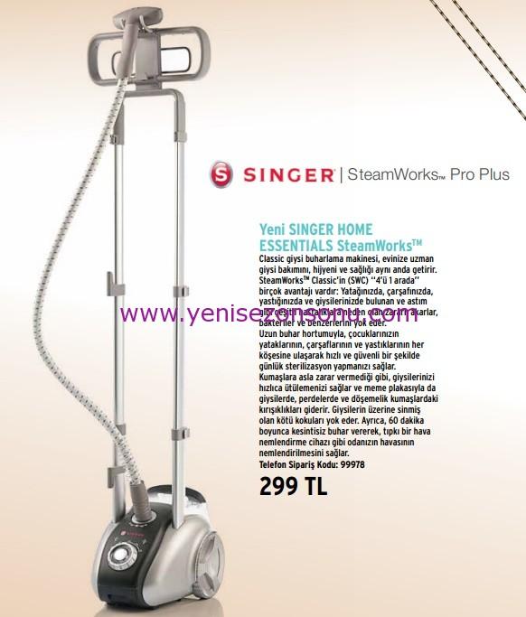 yeni çıkan singer ürünleri fiyatları