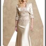 yeni sezon bolerolu davet elbiseleri en güzel gece elbisesi modelleri