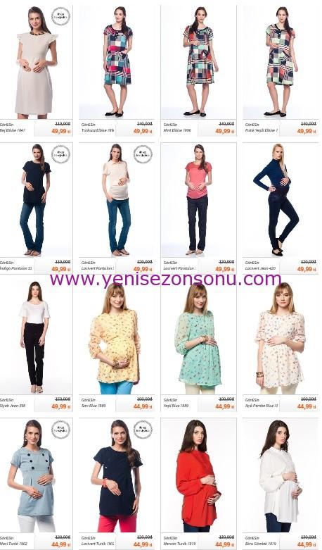 yeni sezon hamile kıyafetleri fiyatı