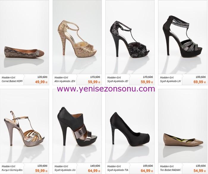 yeni sezon steven madden girl mezuniyet ayakkabısı modelleri