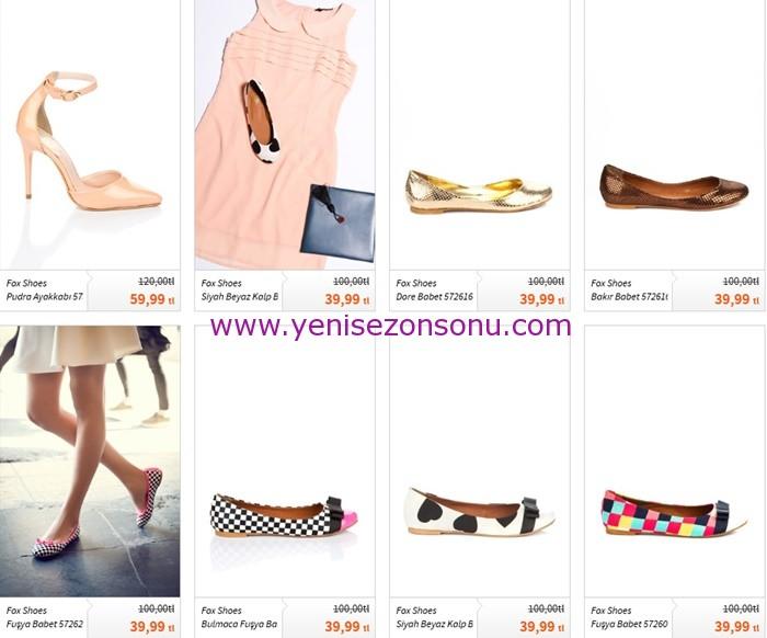 yeni sezon trendyol mezuniyet ayakkabı modelleri