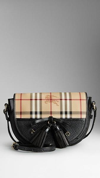 sezon sonu indirimli burberry Crossbody Bag