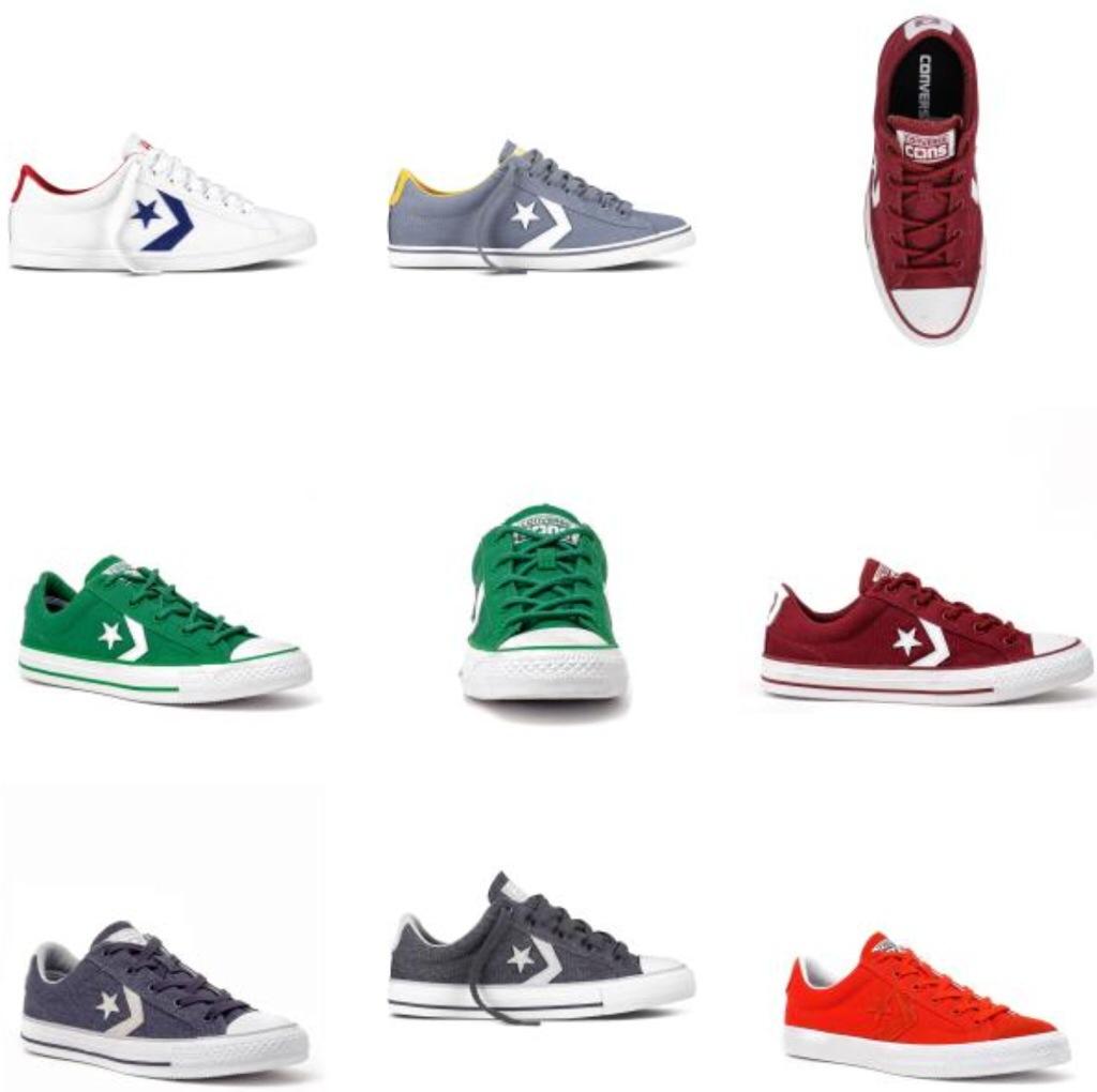 Yeni sezon converse cons ayakkabılar