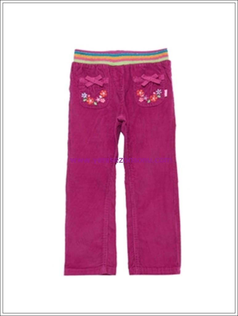 LCW kız çocuk ana okulu ilk okul pantolonları 009 5 6 7 8 9 10 11 12 yaş için okul pantolonu modelleri
