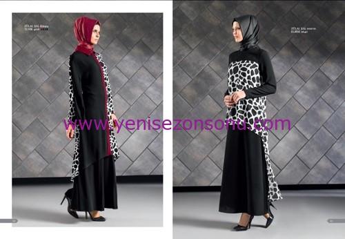 armine yeni sezon elbise pardesü eşarp modelleri 016 2015