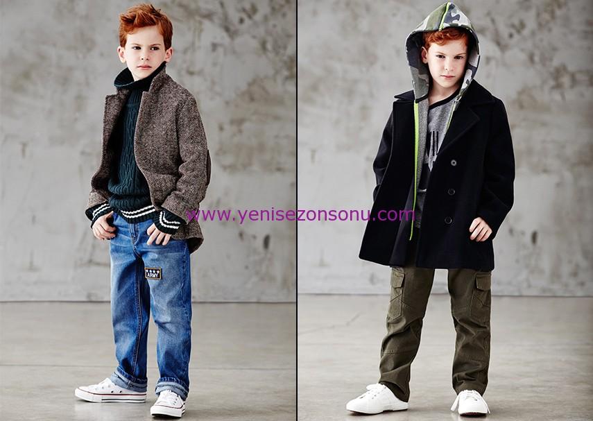 koton kids 2015 kış erkek çocuk giyim