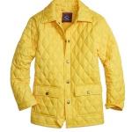 yeni sezon çocuk giyim modası Brooks Brothers -BL00044_YELLOW sonbahar kış