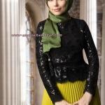 yeni sezon muslima wear koleksiyonu takım elbiseler 2015