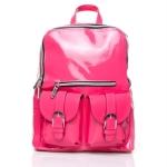 lcw fushia genç kız sırt çantası