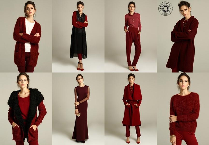 2015 yılının en moda rengi