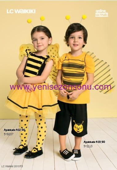 23 nisan arı kostümü 2015
