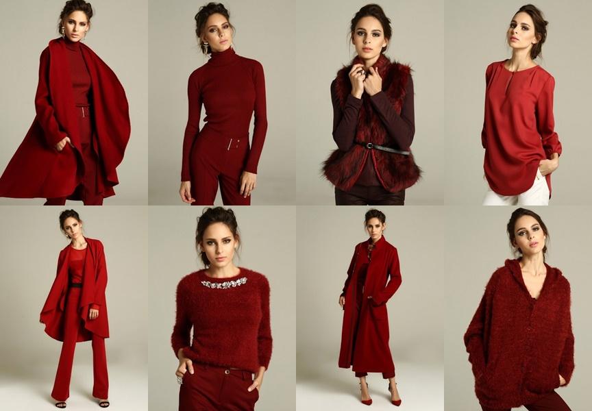 yeni sezonun en moda rengi marsala