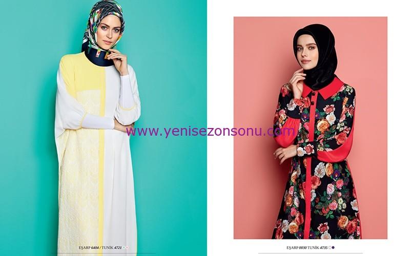 Armine yeni sezon 2015 yaz koleksiyonu yazlık tunik modelleri