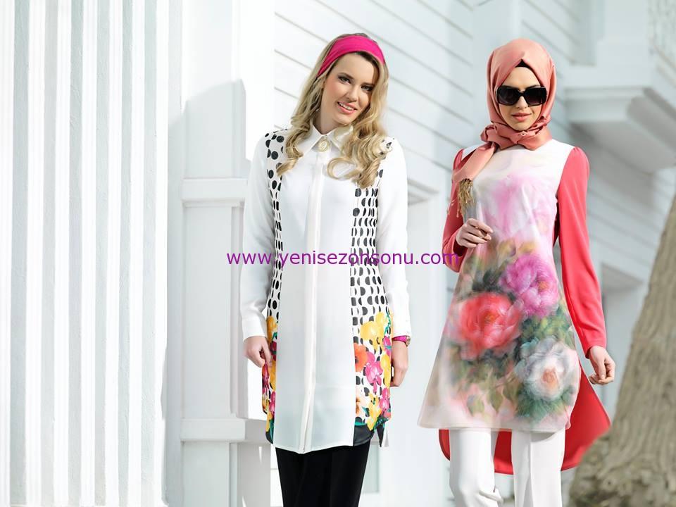 puane 2015 tesettür giyim modası