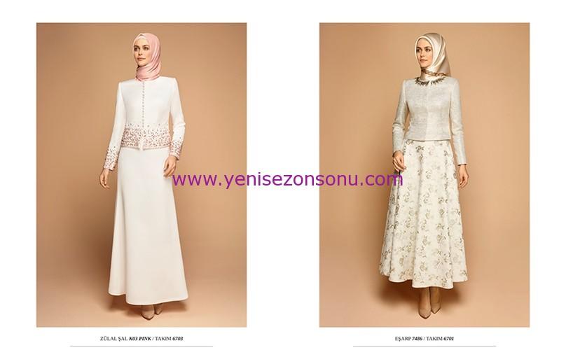 yeni sezon Armine 2015 Abiye Elbise Modelleri 004 Muslimah Graduation Event Evening Dresses Abayas