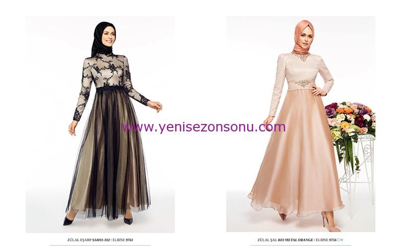 yeni sezon Armine 2015 Abiye Elbise Modelleri 007 Muslimah Graduation Event Evening Dresses Abayas