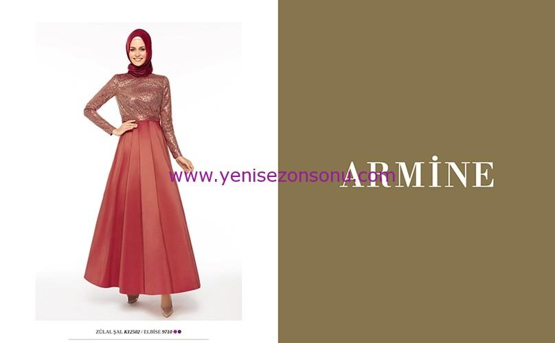 yeni sezon Armine 2015 Abiye Elbise Modelleri 010 Muslimah Graduation Event Evening Dresses Abayas