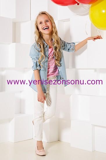 defacto 2015 kız çocuk 23 nisan kıyafetleri