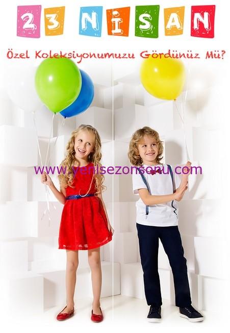 defacto 23 nisan özel koleksiyonu çocuk kıyafetleri