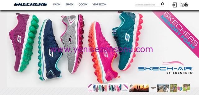 yeni sezon sheckers spor ayakkabılar