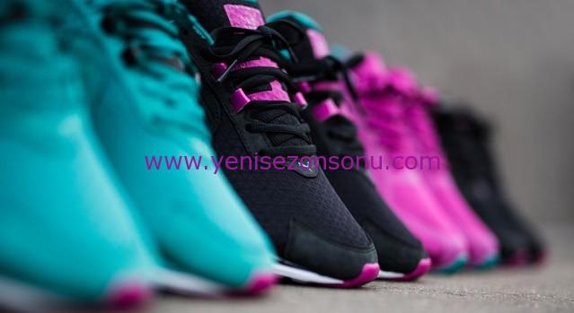yeni sezon puma spor ayakkabılar
