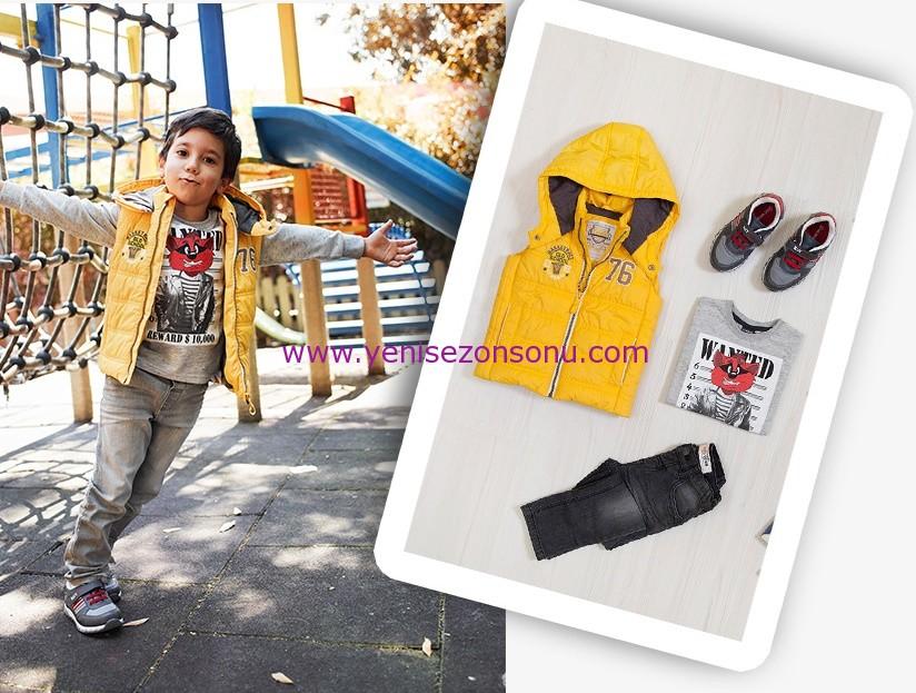 LC Waikiki Okula İlk Adım Koleksiyonu Erkek Çocuk Giysileri