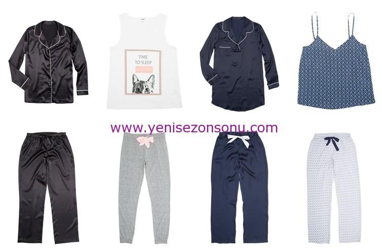 Yeni sezon Koton Lingerie home wear pijama takımları