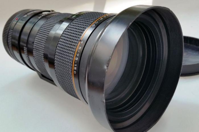 ikinci el kreuznach macro zoom lens