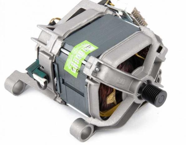 Çıkma 2.El Arçelik Beko Altus 10 Soket Gömmeli Çamaşır Makinası Motoru